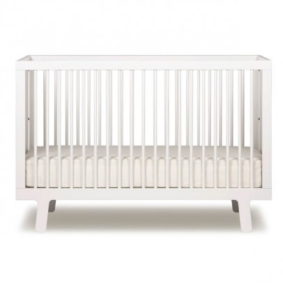 Oeuf NYC White Sparrow Crib