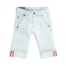 Jean Straight Bleached Imps & Elfs Baby Adventure - 18 mois