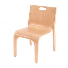 Chaise Junior  - Naturel