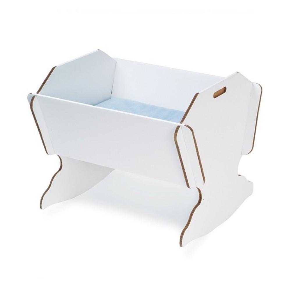 berceau carton green lullaby atelier retouche paris. Black Bedroom Furniture Sets. Home Design Ideas