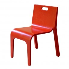 Chaise Junior  - Rouge