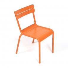 Chaise Luxembourg  Orange
