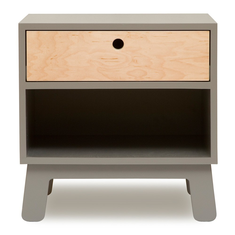 beautiful side table by oeuf nyc kids cool stuff. Black Bedroom Furniture Sets. Home Design Ideas