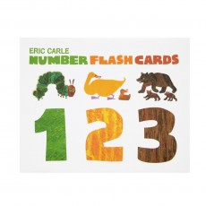 Number Flash Cards - Eric Carle