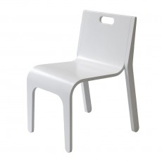 Chaise Junior  - Blanc
