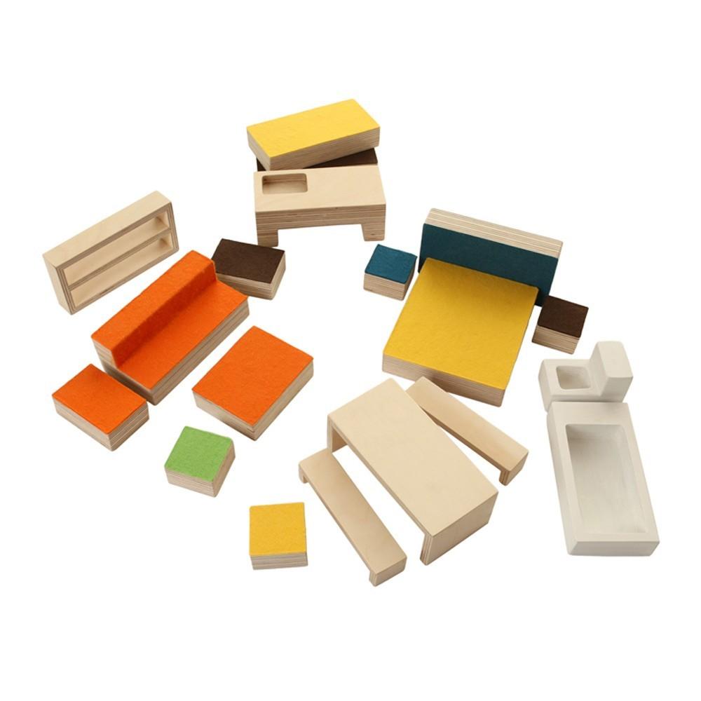 Muebles Para Casa De Mu Ecas En Fibrofacil Ideas Pinterest  # Muebles Waldorf