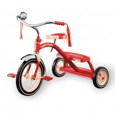 Tricycle R&eacute;tro Rouge 