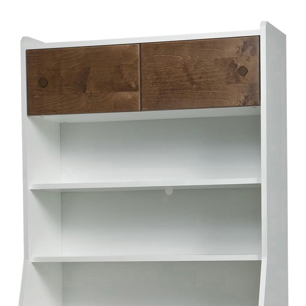 tag re de rangement pour commode classic blanc oeuf nyc mobilier enfant smallable. Black Bedroom Furniture Sets. Home Design Ideas