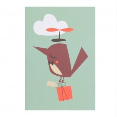 Notebook  The Claudettes - Oiseau