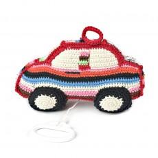 Boîte à musique voiture Multicolore