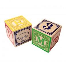 Cubes  Italien Multicolore