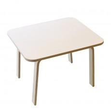 Table démontable  - Blanc