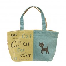 Petit Cabas Cat & Dog Shinzi Katoh
