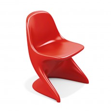 Chaise  Junior Rouge