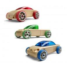 Mini voitures  (Pack de 3)