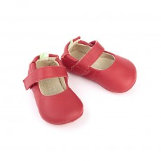 Ballerines Dolly - Rouge
