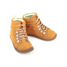 Chaussures montantes Wanderer - Camel
