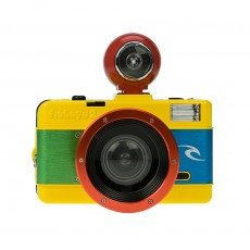 Appareil photo Lomo Fisheye N° 2 Rip Curl Edition + pack 3 pellicules Classic 35mm