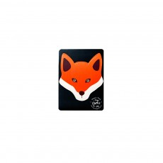 Masque Renard Orange