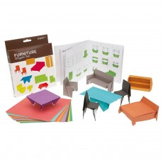 Set Origami Mobilier