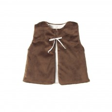 Gilet B&eacute;b&eacute; - Taupe