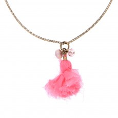 Collier Pop - Rose