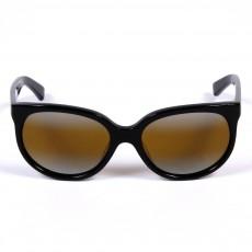 Lunettes de soleil Cat Eye - Marron