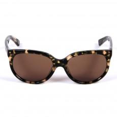 Lunettes de soleil Cat Eye - Marron Brun