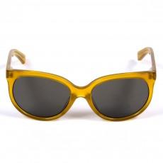 Lunettes de soleil Cat Eye - Jaune Jaune citron