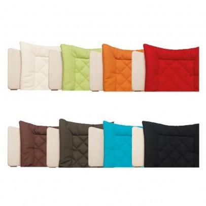 coussin chaise haute leander turquoise leander d coration enfant smallable. Black Bedroom Furniture Sets. Home Design Ideas