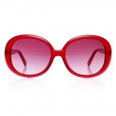 Lunettes de soleil Jackie - Rouge