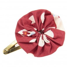 Barrette Pounette - Bolas rouge