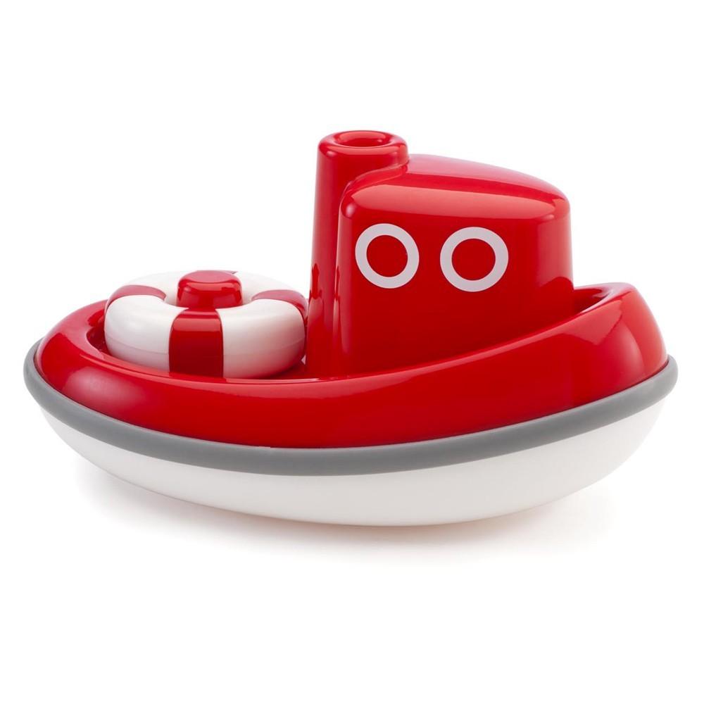 Bateau pour le bain rouge kid o jeux jouets loisirs for Rack pour le bain