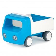 Camion bleu