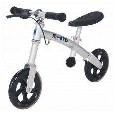 Draisienne G-Bike - Argent