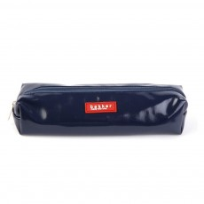 Trousse vinyle - Bleu marine