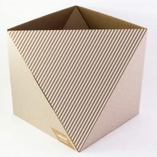 Boîte de rangement OCTA - Blanc