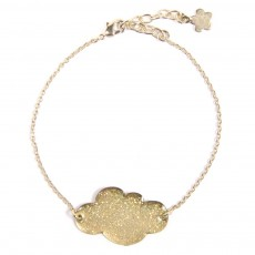 Bracelet mini nuage  - Multicolore