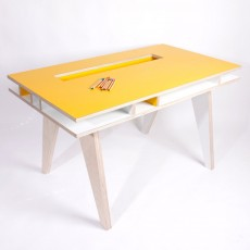 Bureau Insekt - Jaune