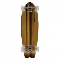 Skateboard Pin City Bamboo