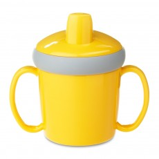 Mug d'apprentissage anti-goutte - Jaune