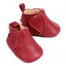 Chaussons Momok B&eacute;b&eacute; - Bordeaux