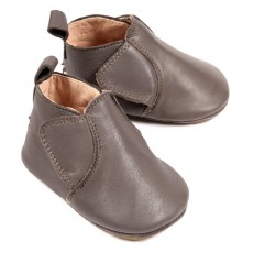 Chaussons Momok B&eacute;b&eacute; - Taupe