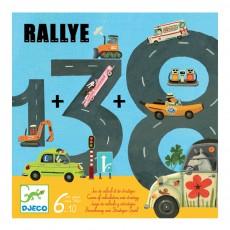 Apprendre à calculer Rallye Multicolore