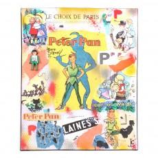 Tableau 'Peter Pan' Multicolore