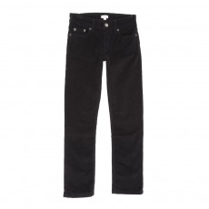 Pantalon Ziggy velours - Noir