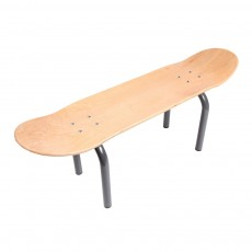 Banc Skateboard - Naturel