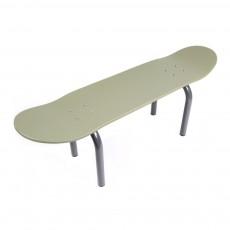 Banc Skateboard - Kaki Vert kaki