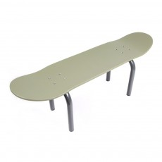 Banc Skateboard - Kaki