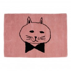 Tapis Chat - Rose